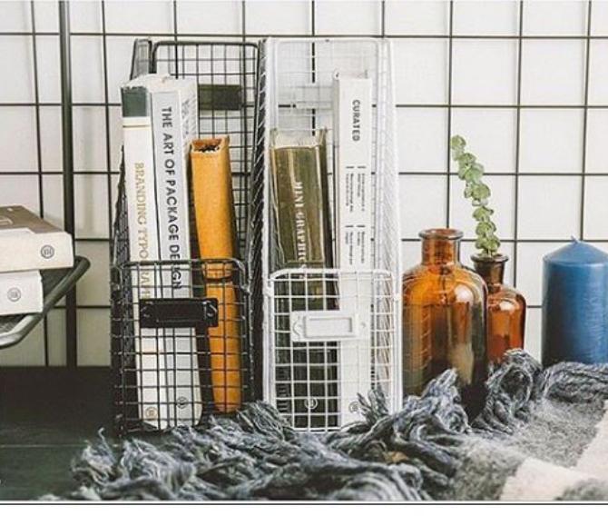 Kệ hồ sơ Kệ đựng hồ sơ văn phòng - Nhà cửa & Đời sống, đồ nội thất làm việc