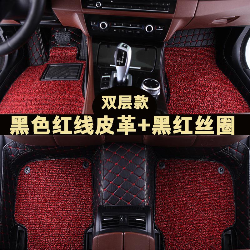 AILV Bộ khung khuếch tán khí Xe lớn bao quanh chân pad Đôi có thể tháo rời vòng nhẫn tùy chỉnh xe ch