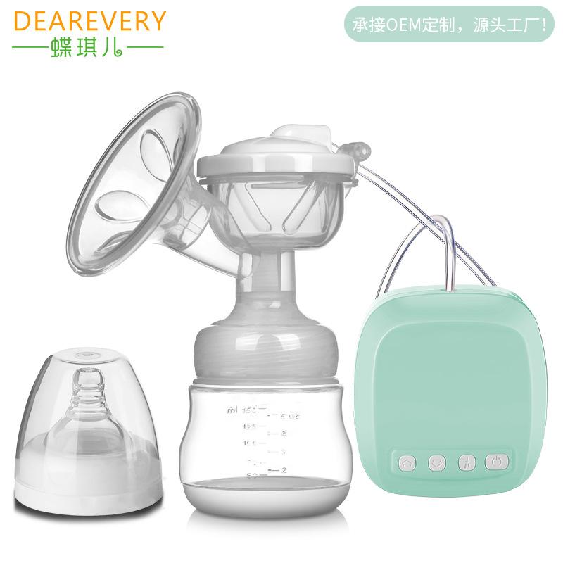 DIEQIER Bình hút sữa Máy hút sữa, máy hút sữa bằng điện, thiết bị vắt sữa tự động, máy hút sữa, bà m