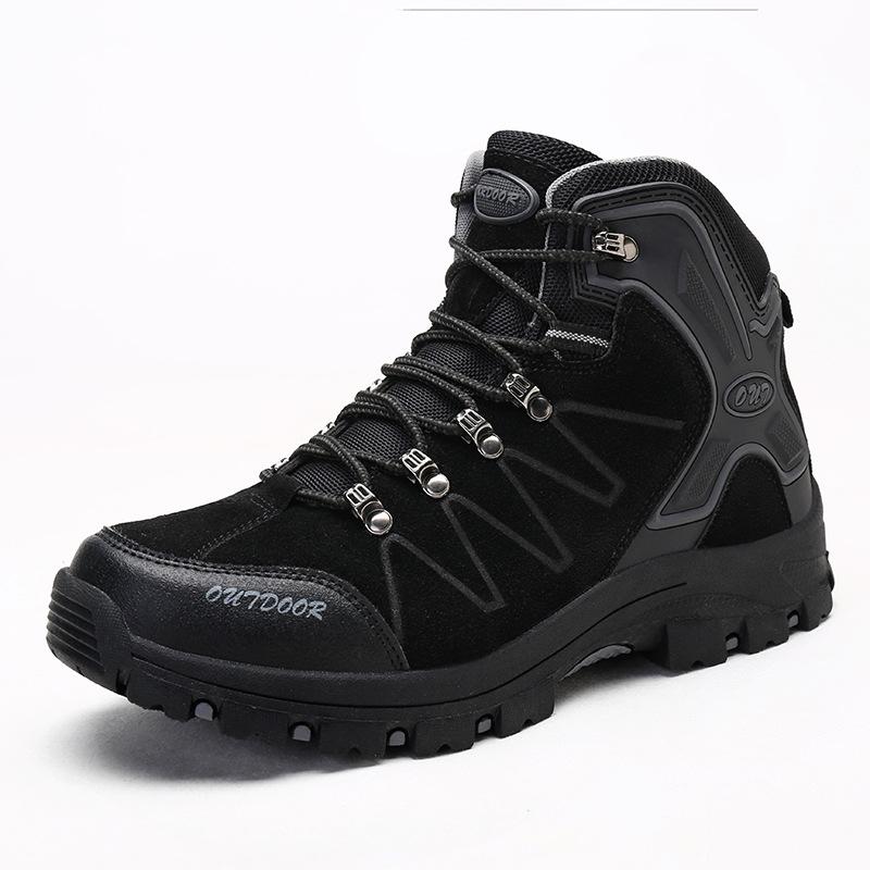 Giày đi bộ Nhà máy trực tiếp mô hình vụ nổ xuyên biên giới kích thước lớn để giúp giày đi bộ cao su