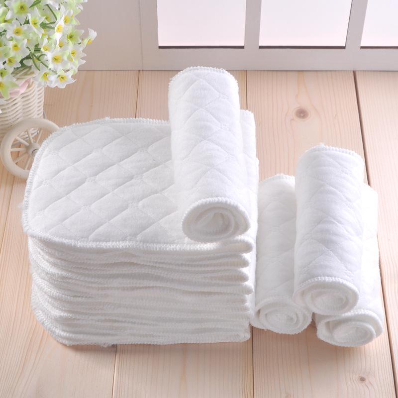 Tả vải Nhà máy sản xuất tã giấy trực tiếp với tã trẻ em 32 * 12 tã trẻ em ba lớp tã sinh thái cho tr