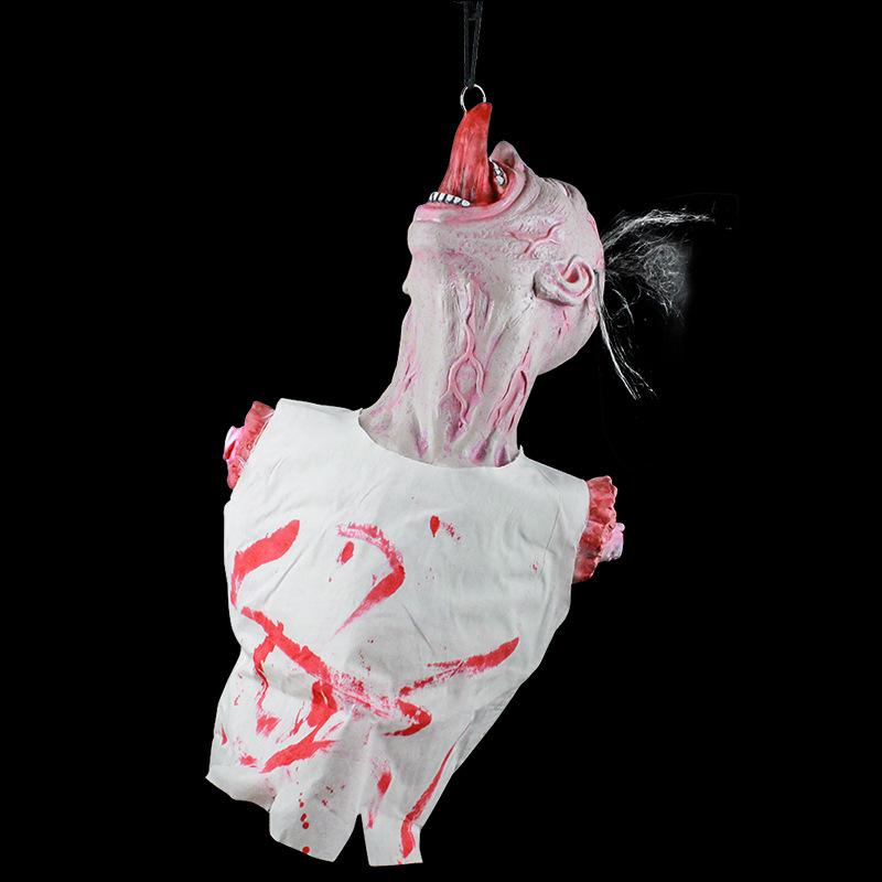HAILANGSEN Đồ chơi khăm Halloween Ngôi nhà ma ám Thoát khỏi Đồ chơi đáng sợ Tricky Ghost Lễ hội Khủn