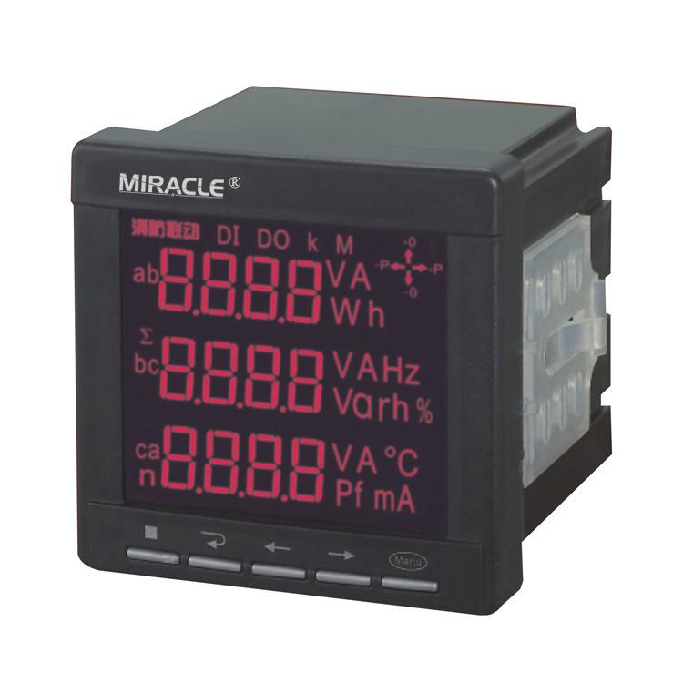 MIRACLE Đồng hồ đo lường kỹ thuật số MH204E đa chức năng