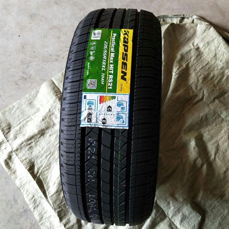 KAPSEN Cao su(lốp xe tải) Bán trực tiếp lốp chống trượt lốp mô hình RS21 lốp xe ô tô 215 / 70R16-265