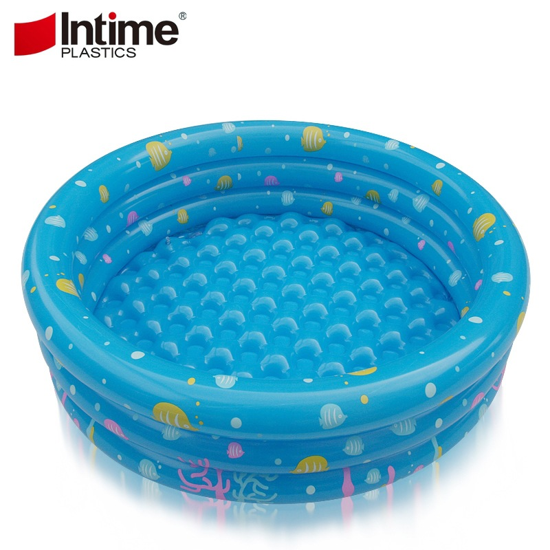 INTIME bể bơi trẻ sơ sinh Yingtai bể bơi bơm hơi bóng câu cá bi trẻ em bóng biển trẻ em bơm hơi bóng