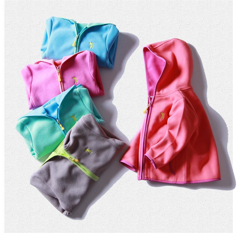Zeta Áo khoác trẻ em Nhà máy trực tiếp cho trẻ em phiên bản nhỏ của Hàn Quốc áo khoác nam lông cừu t