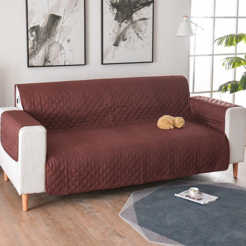 Đệm massage AliExpress Bốn Mùa Một Sofa Nhà sản xuất Bán buôn Xuất khẩu xuyên biên giới Phổ quát Bộ