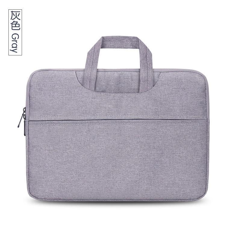YIDAO Túi đựng máy vi tính Ý đường kê Dell Dell Apple túi xách tay 13.3 inch Túi laptop 12 inch đơn
