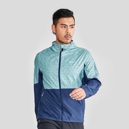 Áo thun Decathlon Quần áo chống nắng Decathlon áo khoác nam áo mỏng UV Bảo vệ da quần áo phụ nữ chốn
