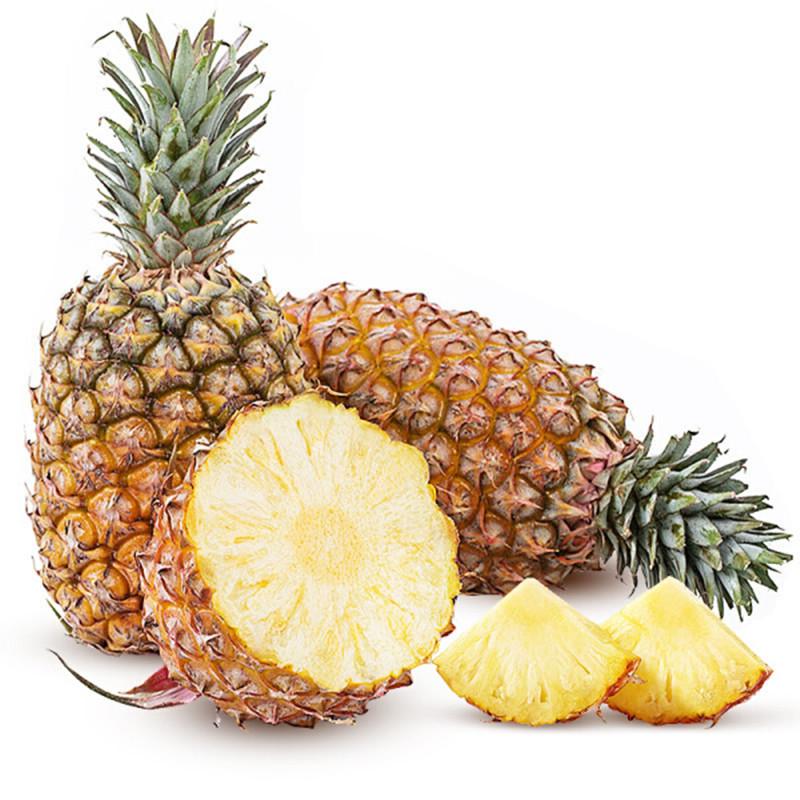 Trái cây(kiwi,táo) Dứa Vân Nam, vỏ mỏng, thông không thông, trái cây tươi nhiệt đới, nguồn gốc hiện