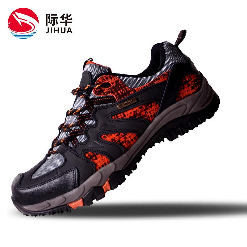 Inter-Hua mùa xuân ngoài trời núi mới xuyên quốc gia giày chạy bộ chống trượt giày đi bộ chống trượt