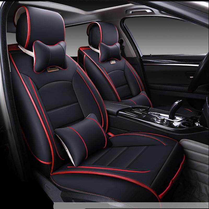 ZHIYUAN Drap bọc ghế xe hơi Đệm xe ô tô Đệm Yinglang Leiling 3D Bốn Mùa Baojun 510 560 Bọc ghế xe