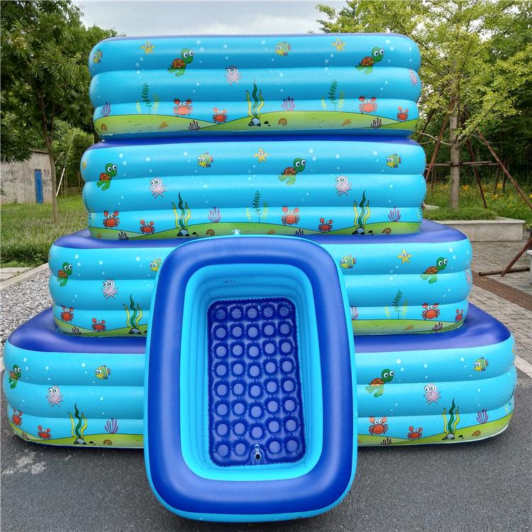 Intime bể bơi trẻ sơ sinh Yingtai làm dày bể bơi trẻ em nhà bể bơi dành cho người lớn