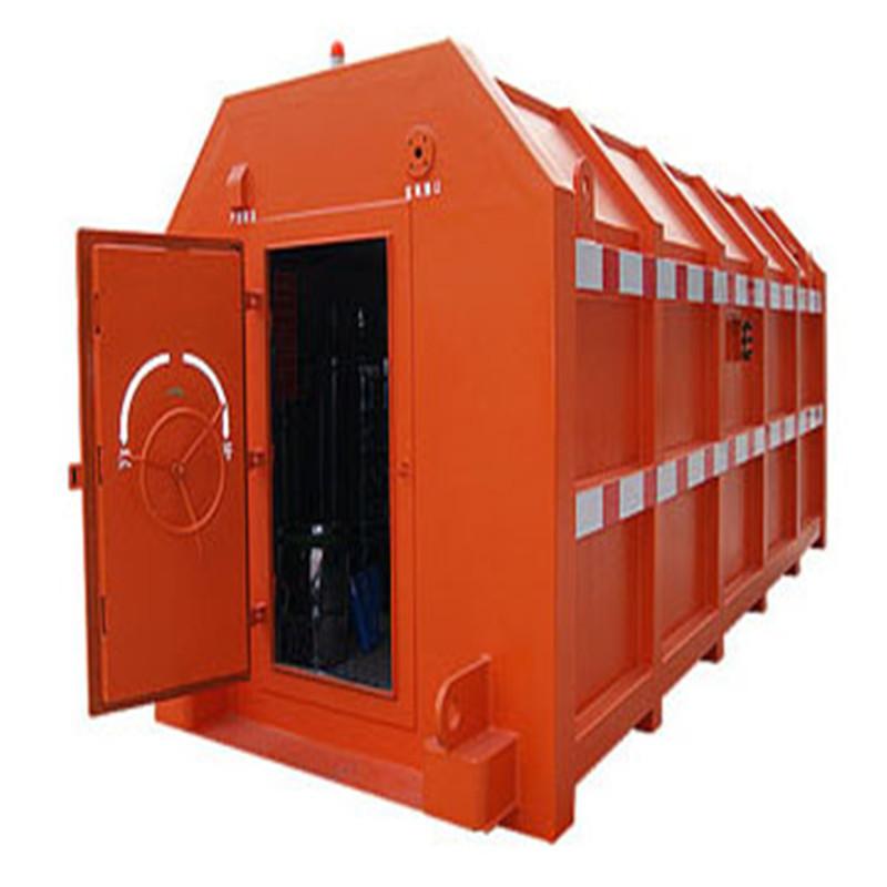 HUAKUANG Thiết bị an toàn Cabin cứu hộ di động cabin cứu hộ di động cung cấp cabin cứu hộ di động bá