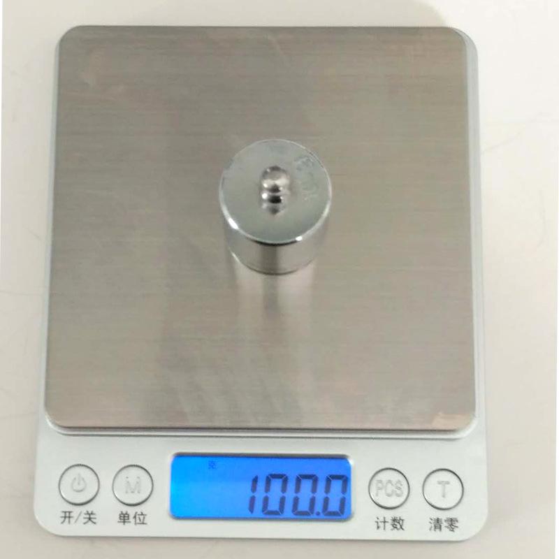DIANZI Đồ điện tử Cân điện tử 0,01g gram cân điện tử quy mô 0,1g bếp nướng trang sức quy mô bỏ túi q