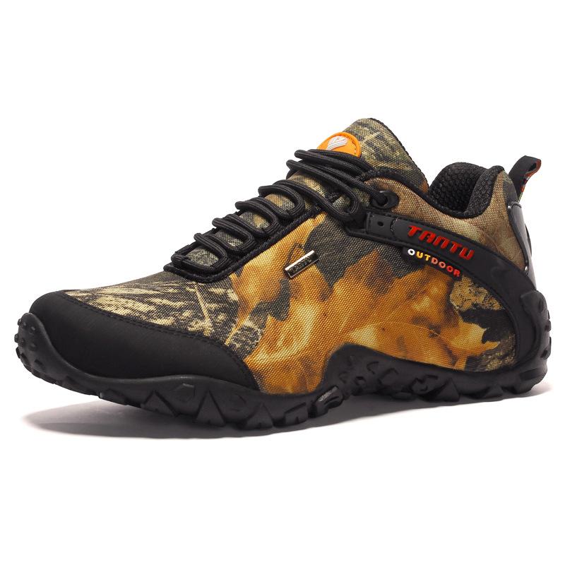 Giày thể thao dã ngoại giày đi bộ đường dài cho nam .