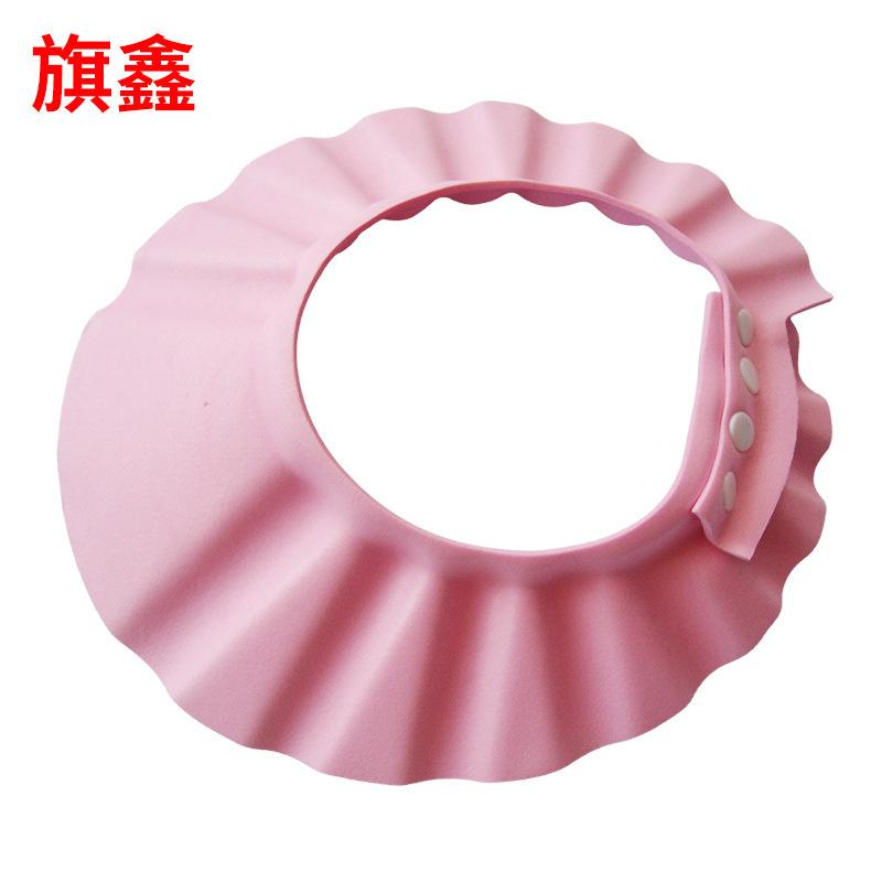 QIXIN Thị trường đồ dùng mẹ và bé Nhà sản xuất ODM cung cấp mũ tắm cho trẻ em mũ dầu gội có thể điều