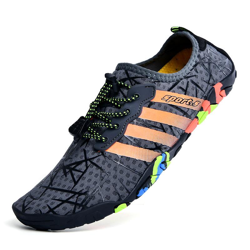 Giày lưới ngoài trời giày nam thượng nguồn năm ngón tay lội giày chống trượt giày đi biển Giày lặn g