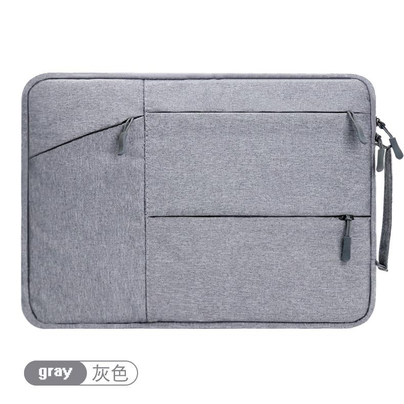 HENGLI Túi đựng máy vi tính Túi đựng laptop máy tính xách tay lót túi phiên bản Hàn Quốc của Apple T