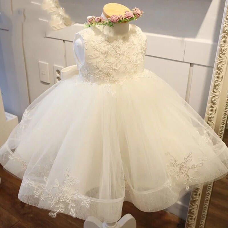 Trang phục dạ hôi trẻ em Trẻ em váy công chúa váy hoa cô gái váy cưới pettiskirt trang phục piano ch