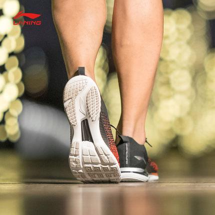 Giày thể thao chạy bộ Li Ning Giày nam mới siêu nhẹ