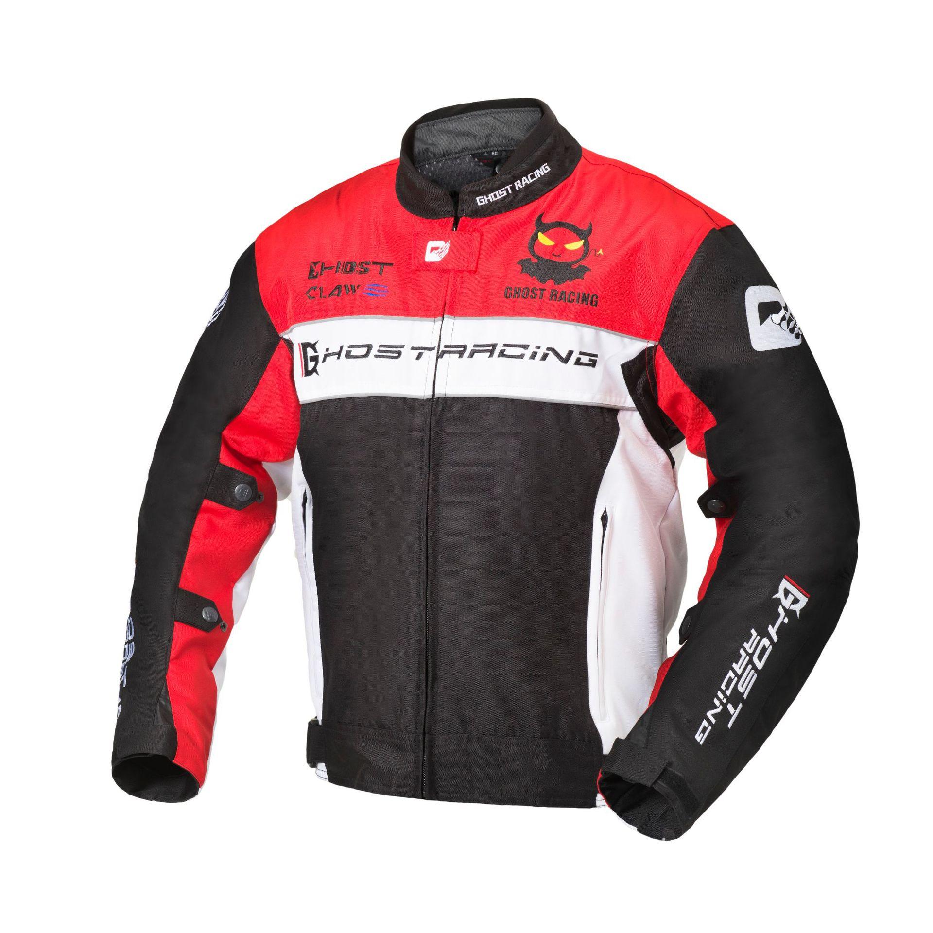 GHOST RACING Trang phục xe đạp Nhà máy trực tiếp OEM đi xe máy phù hợp với đua xe phù hợp chống vỡ b
