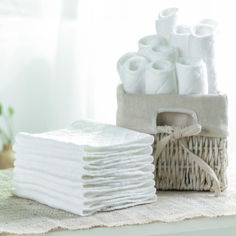 Tả vải Tã cho bé sơ sinh cotton sinh thái Tã bông lặp đi lặp lại vệ sinh cho bé
