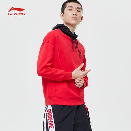 Sweater (Áo nỉ chui đầu)  Li Ning Wei Yi nam 2019 loạt thời trang thể thao mới không khí tài chính t