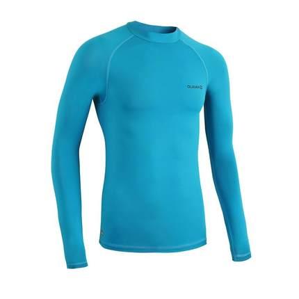 Áo thun Decathlon Bộ đồ lặn Decathlon nam sứa lặn áo tắm lặn ống thở chống nắng tay dài lướt sóng ch