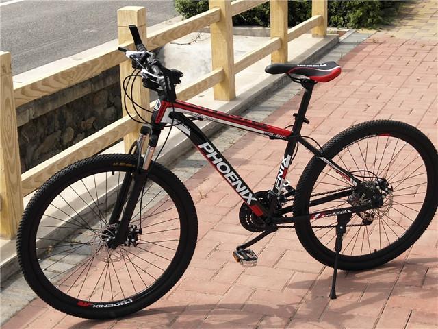 FENGHUANG xe đạp Nhà máy trực tiếp 26 inch Phoenix xe đạp leo núi Xe đạp leo núi 21/24/27 tốc độ gấp