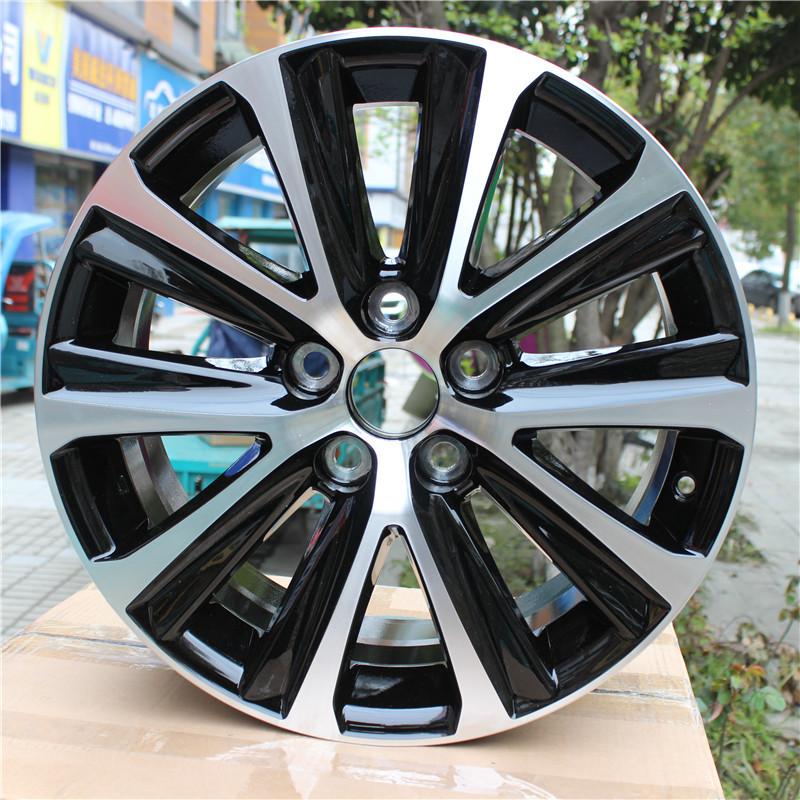YUEPINNUO căm xe Áp dụng cho phiên bản thời trang Crown Wheel 17 inch Bánh xe hợp kim Crown Corolla