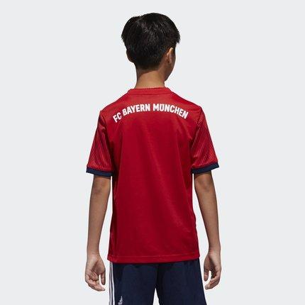 Thị trường trang phục trẻ em  Adidas Datong bóng đá Nhà trẻ em Bayern Munich phù hợp với thi đấu tay
