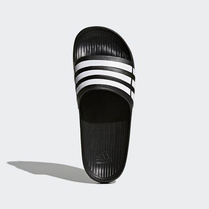 dép mang trong nhà  Adidas chính thức Adidas DURAMO SLIDE dép bơi nam và nữ G15890