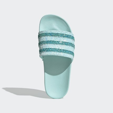 dép mang trong nhà  Adidas chính thức Adidas clover ADILETTE W dép nữ EE4807 EE4810