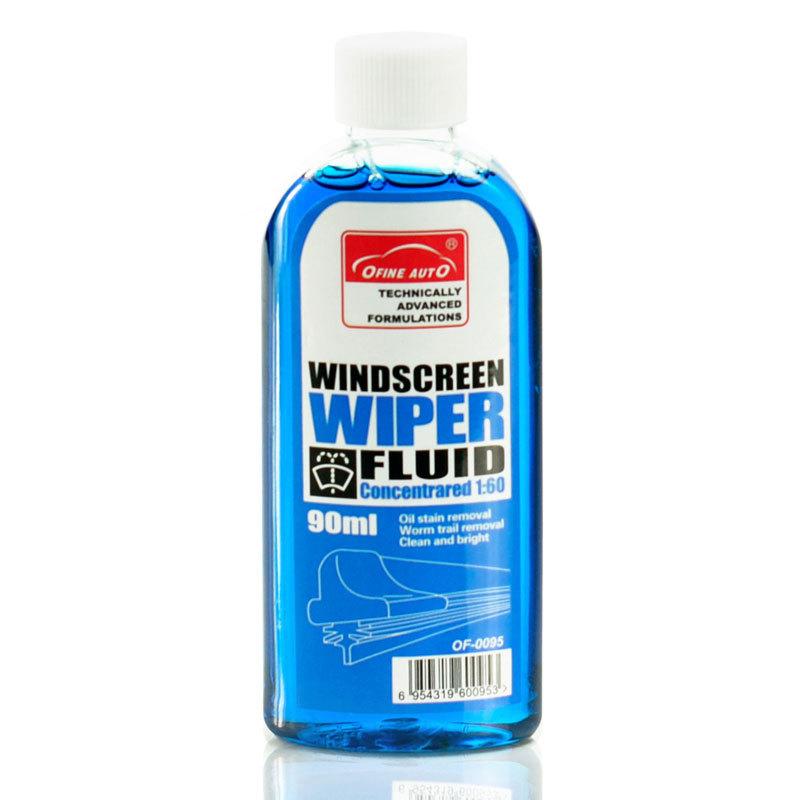 OFINE Nước rửa kính chắn gió Cần gạt nước đậm đặc dành cho xe hơi