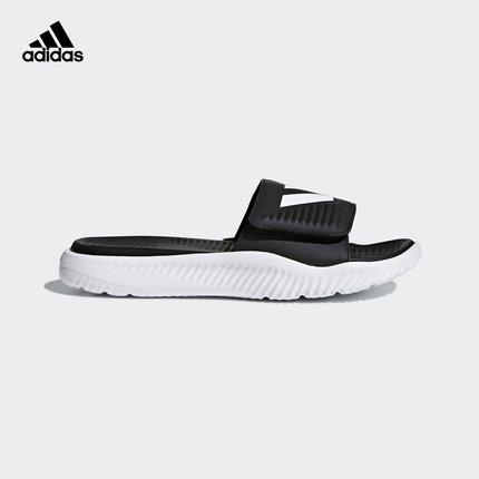 dép mang trong nhà  Adidas chính thức ALPHABOUNCE SLIDE dép bơi nam BA8775