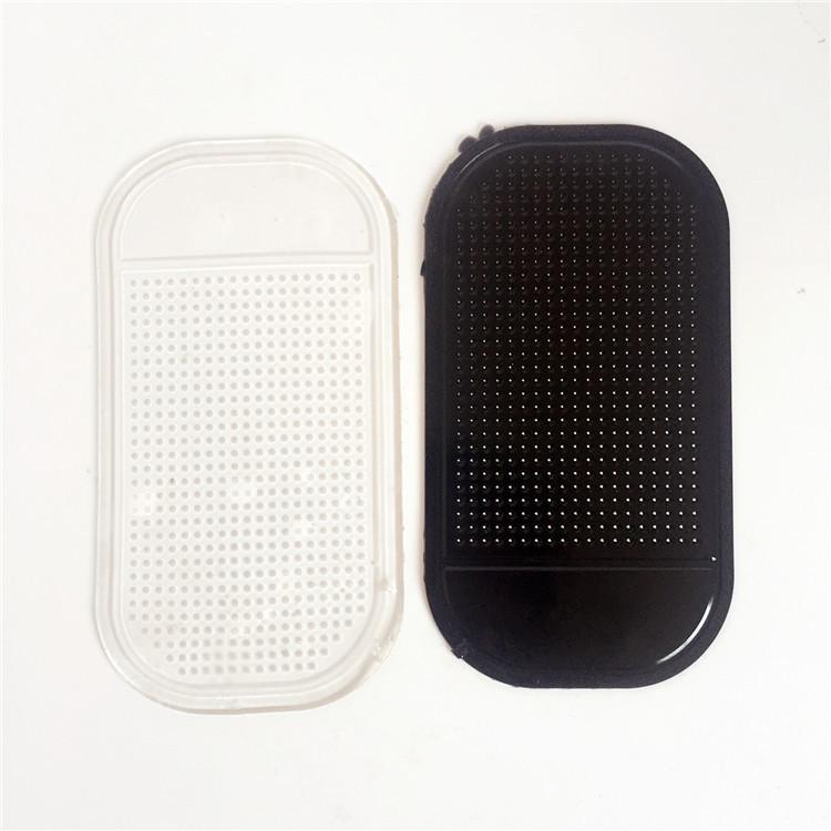 CHEMEME Đệm chống trơn Xe chống trượt pad Xe siêu hút điện thoại di động mat siêu dính Thảm 360 độ