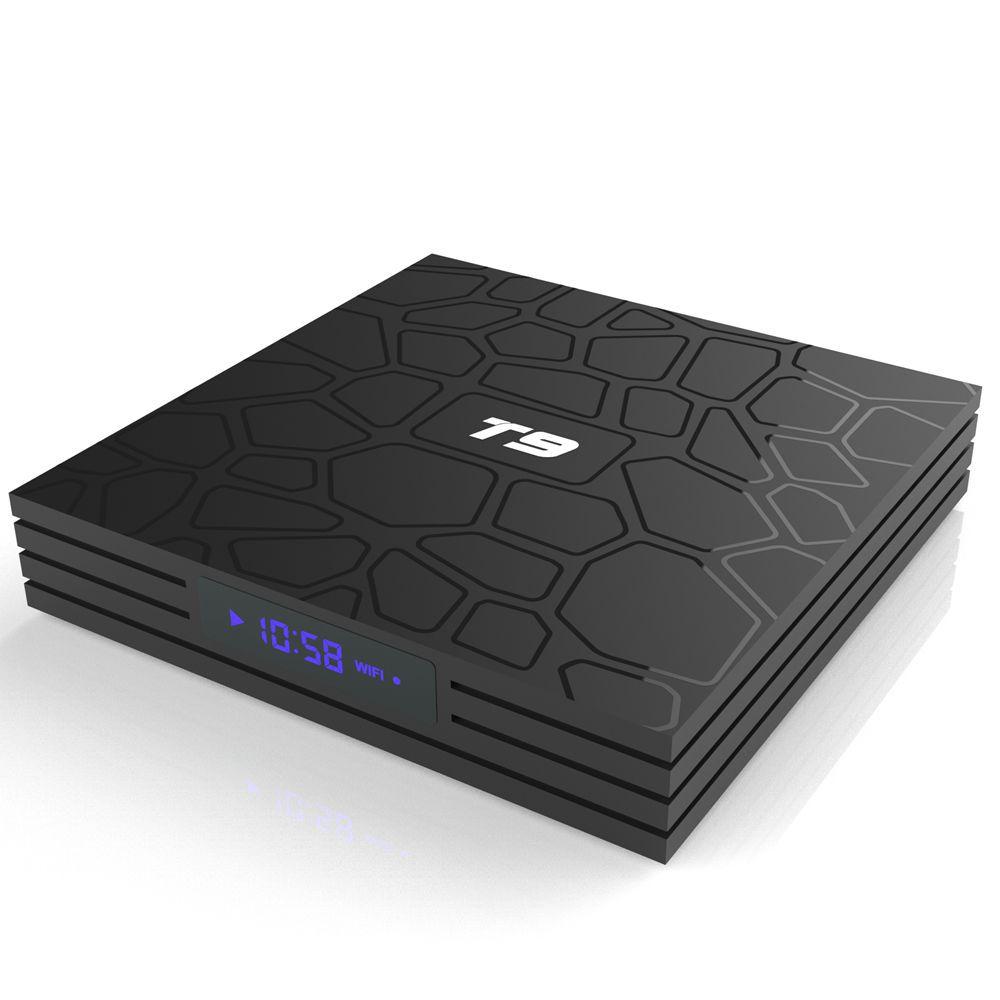 Thiết bị kết nối Internet cho TV T9 Network Player TV BOX TV Box Android 9.0 4G / 32G WiFi BT