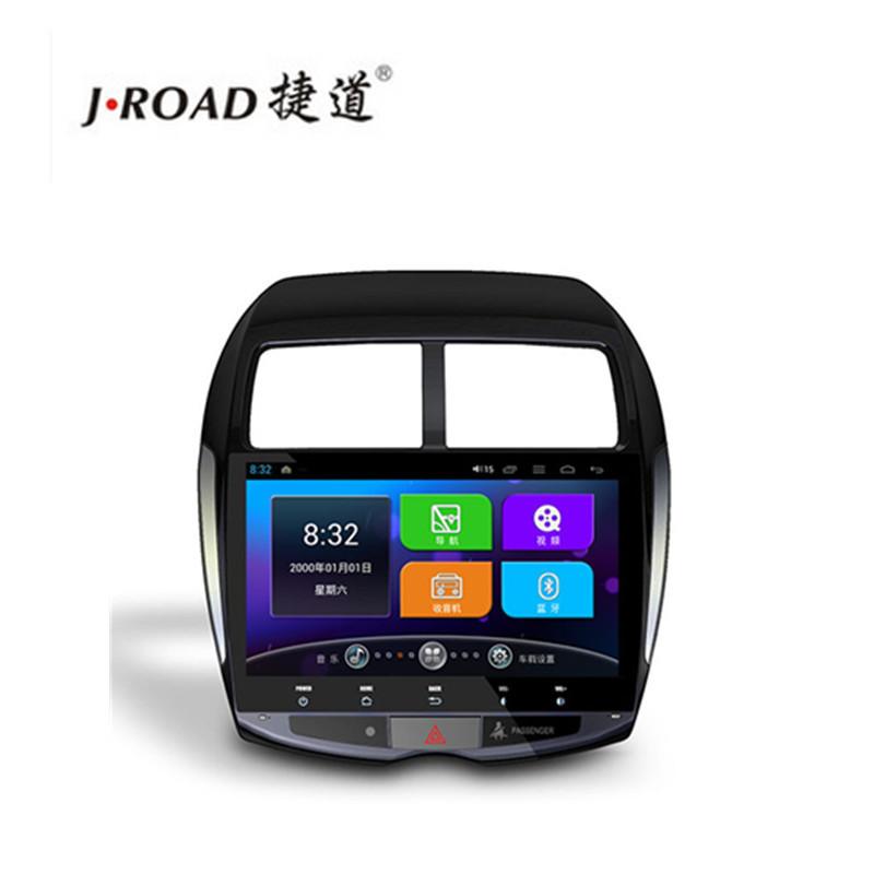 J`ROAD Thị trường đồ điện tử định vị Mitsubishi Jin Xuan 10.2 inch điều hướng Android GPS xe màn hìn