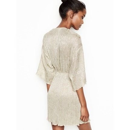 Đồ ngủ VICTORIA'S SECRET Victoria's Secret Loose và nếp gấp váy kimono xếp nếp xếp nếp SK 11151104