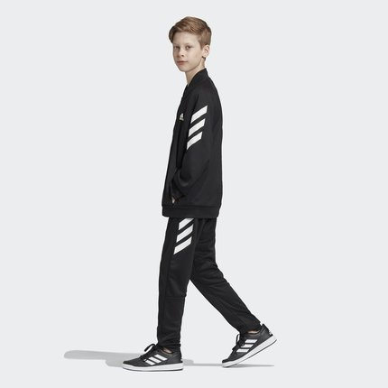 Thị trường trang phục trẻ em  Adidas chính thức Adidas YB XFG TS big boy đào tạo phù hợp với ED6215