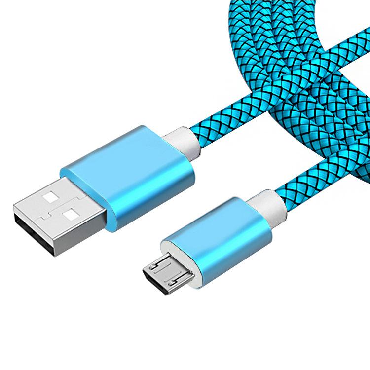 ZHONGXING Dây USB Cáp dữ liệu USB Android MICRO cho điện thoại di động Apple TYPE-C dòng sạc nhanh 1