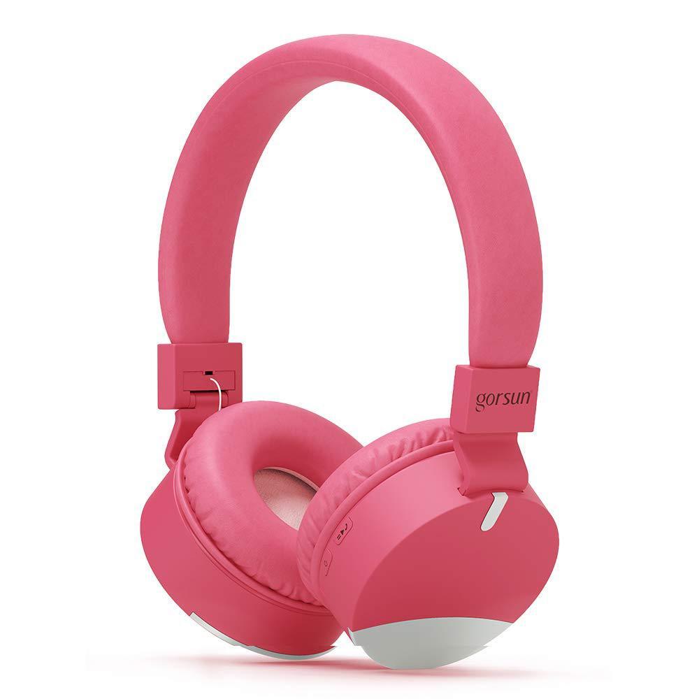 GESHANG Tai nghe Bluetooth chuyên dụng xuyên biên giới Trẻ em đeo tai nghe âm nhạc điện thoại di độn