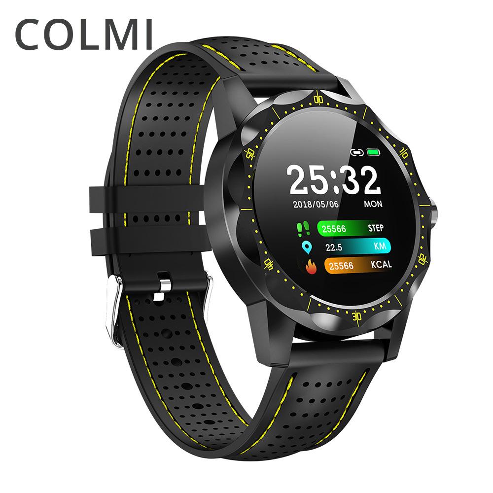 COLMI Đồng hồ thông minh COLMI SKY 1 Đồng hồ thông minh nhịp tim IP68 chế độ thể thao chống nước