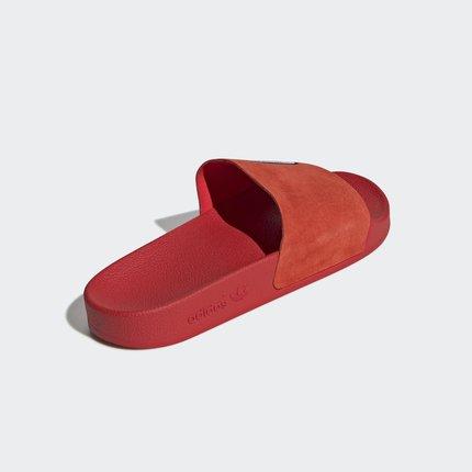 dép mang trong nhà  Adidas chính thức cỏ ba lá ADILETTE W dép nữ CM8412 DA9017