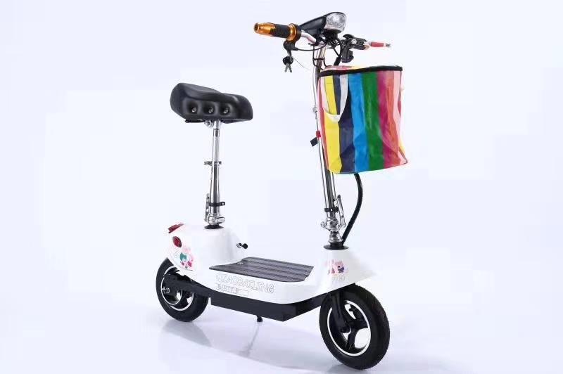 TIANXIANGMA xe đạp điện Xe điện người lớn Xe điện cá heo Xe đạp điện mini mini mới