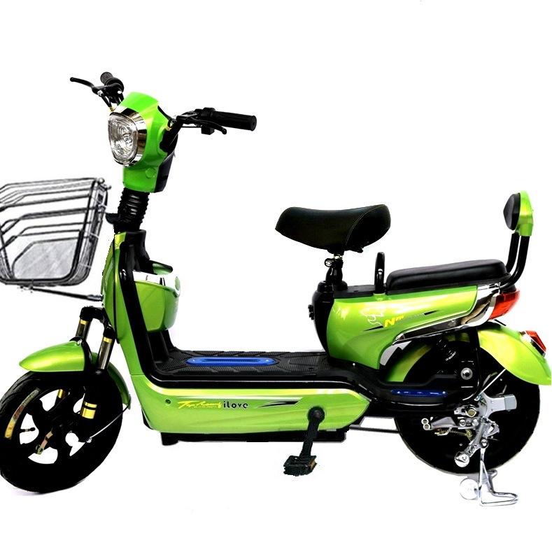 QILEMA xe đạp điện Xe điện YANCY dành cho người lớn xe đạp điện ngựa pin xe mới