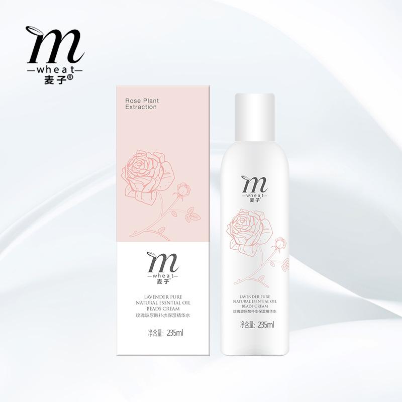 MAIZI Nước hoa hồng Wheat Rose Hyaluronic Acid Essence 235ml Kem dưỡng ẩm làm sáng da