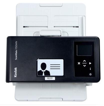 Máy quét tốc độ cao Kodak i1150WN a4 HD Hóa đơn thẻ kinh doanh ID tự động quét