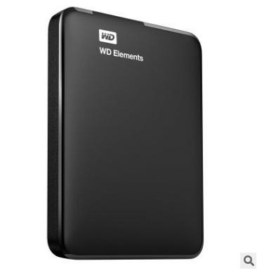 WD Ổ cứng di động Western - 1tb Ổ cứng di động USB3.0 500G 1T 2T